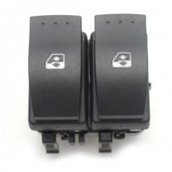 Interruptor elevalunas Clio II 98-01